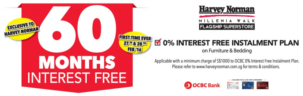How nice! 0% interest as a promotion. Wait, that means it is not 0% interest during regular times?