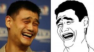 Basketball genius, meme superstar. Now insurance salesman