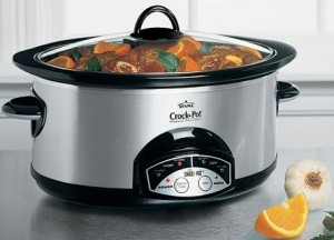 You see a slow cooker? I see a slayer of financial hopes and dreams