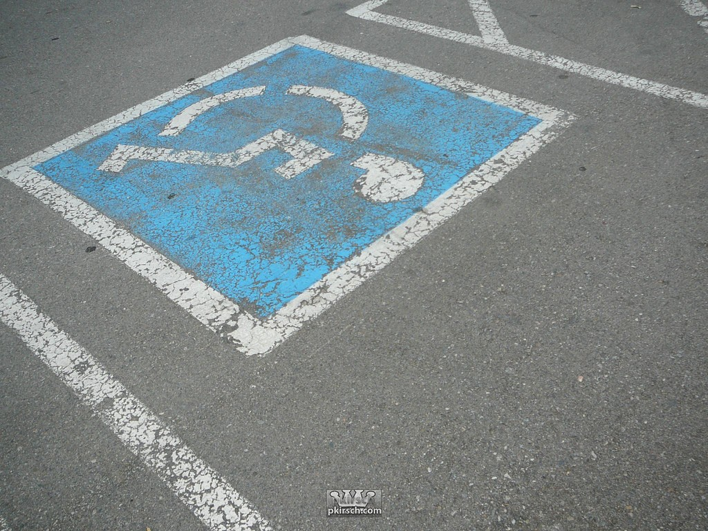 Meanwhile if you are not disabled, please keep clear of this lot.