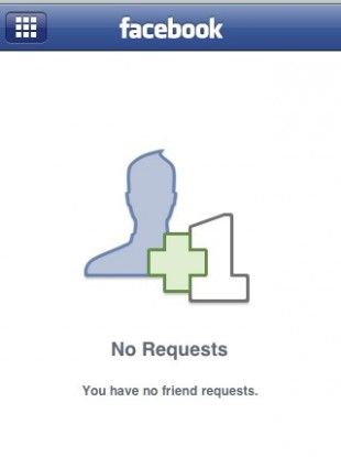 You lose. I have no friends on my Facebook.