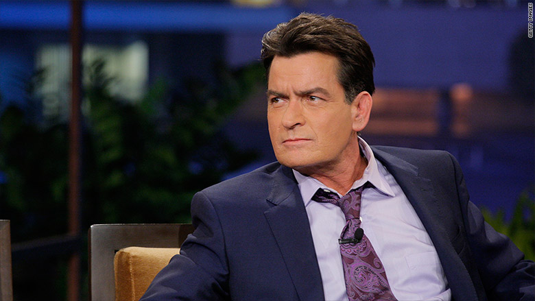"""I had an allergic reaction."" - Charlie Sheen after wrecking his hotel room"