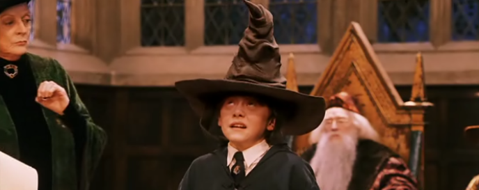 Stereotyping is like a sorting hat. The bad ones go to Slytherin.