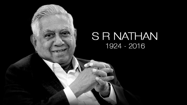 RIP, our beloved former President.