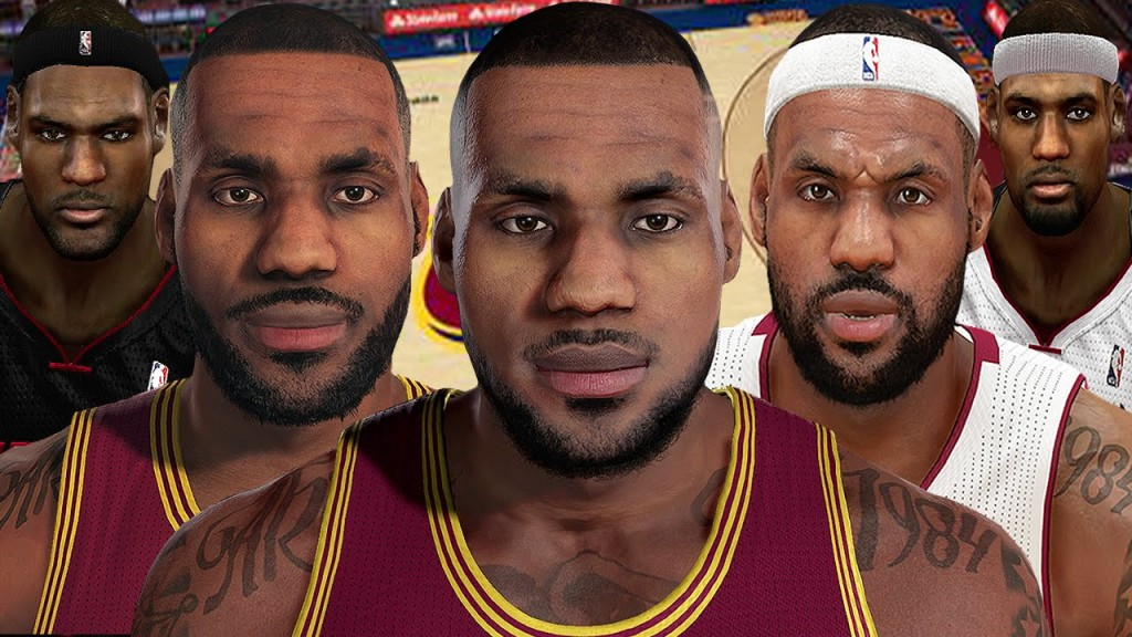 I know LBJ is the best player but you can't choose 5 of them.