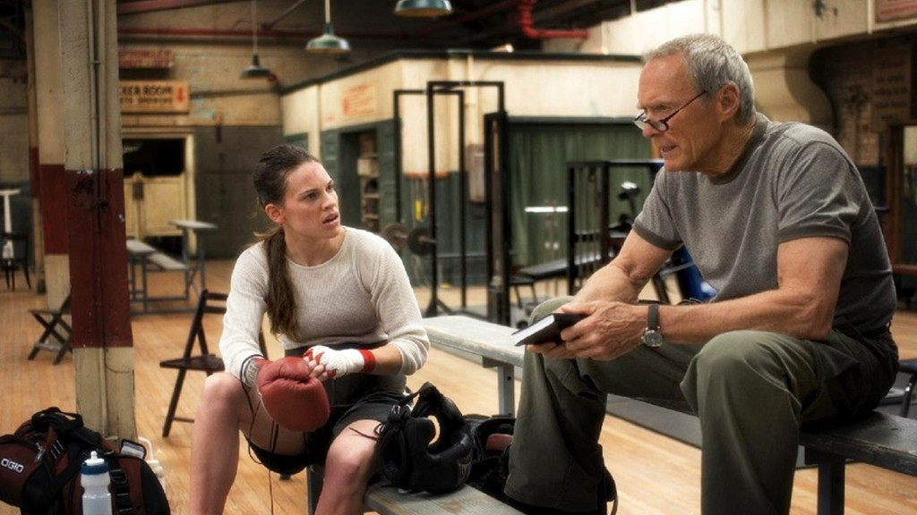 My favourite quote from Million Dollar baby: Boxing is an unnatural act. Instead of running from the pain - like a sane person would do, you step into it.
