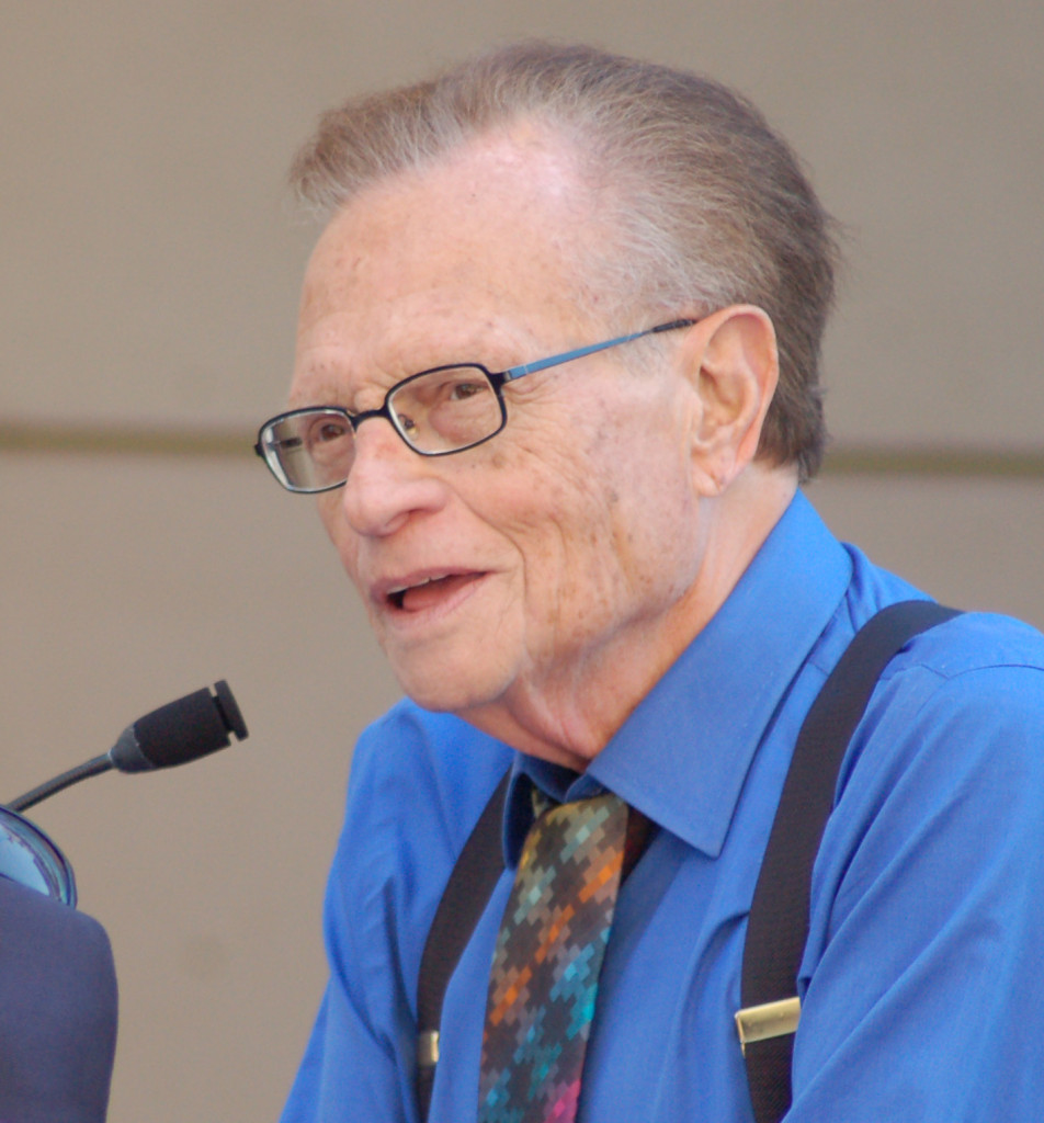 Even a smart guy like Larry King has been swindled.