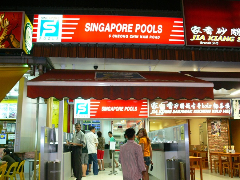 In a way, an insurer is like a Singapore Pool booth.