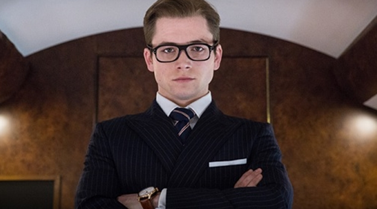 The importance of a tailored suit as demostrated by a Kingsman.
