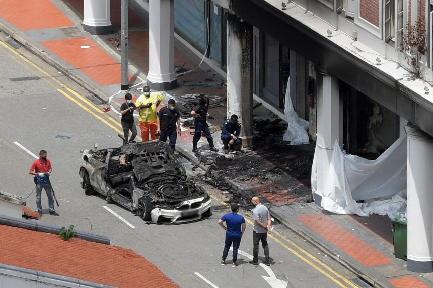 Aftermath of the Tanjong Pagar car crash: What insurance claims might be payable and why